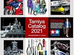 CATALOGO TAMIYA KIT 2021
