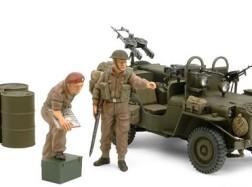 GB SAS Car 1944 CON FIGURE