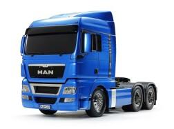 TGX 26.540 Light Metallic Blu